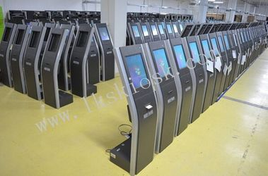 China Shenzhen lean kiosk system co.,ltd perfil do fabricante