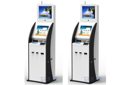 Multifunction Payment Kiosk