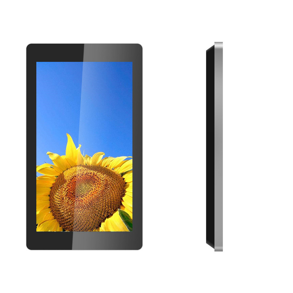 Touch Screen Information Video Advertising Kiosks Displays Horizontal Or Vertical